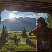 Umweltfreundlich in die Alpen reisen mit Yoalin